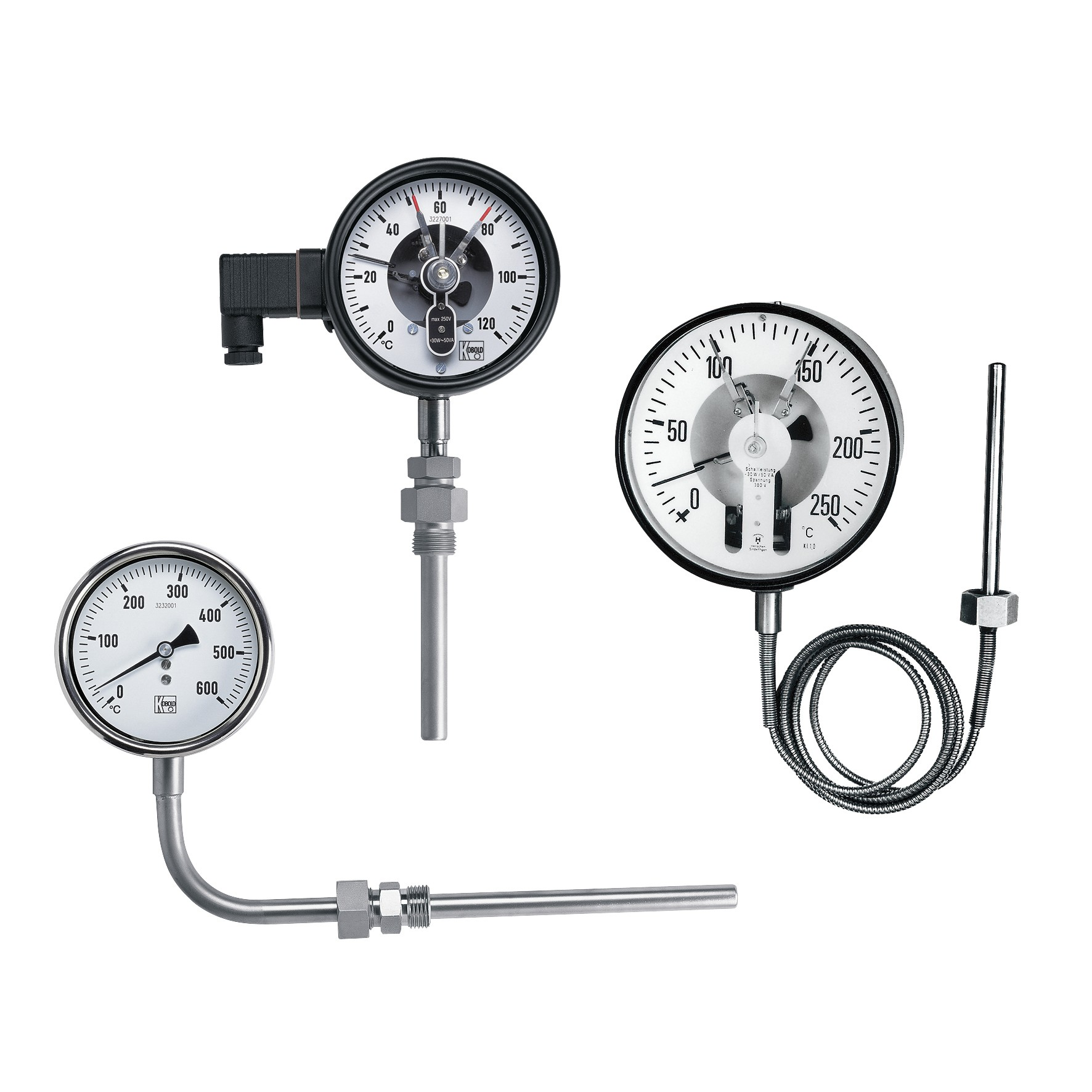 Industrial AnalogueTemperature Measurement